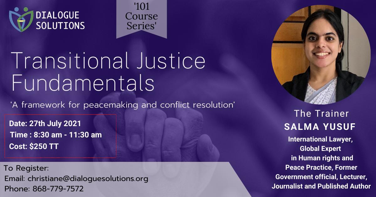 Transitional Justice Fundamentals